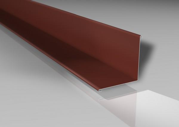 Wandanschluß | Typ 1 | 160x115mm | 25 µm Polyester-Beschichtung