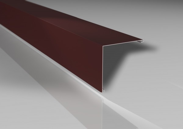 Alu-Außenecke | 195x195mm | 90° | 25µm Polyester