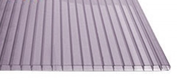 16 mm Stegdreifachplatten Ultra Cool 980mm