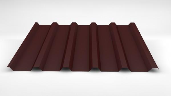 ( 9,35€/m²) SOPO 20/1100 Trapezblech Paket a 10 x 2,50m