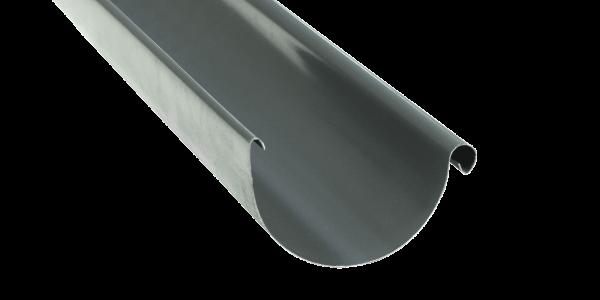 150 mm Metalll - Dachrinne 4m