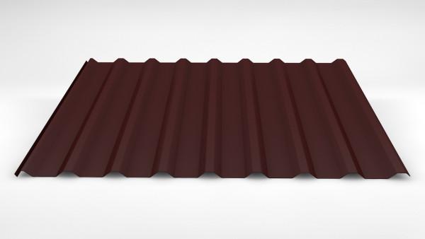 Sonderposten 20/1100 Trapezblech 25µm Polyester