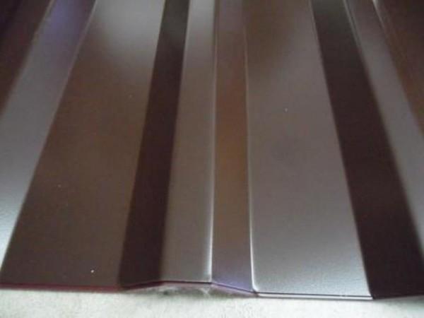 SOPO 35 / 207 Trapezblech 25µm Polyester RAL 8017