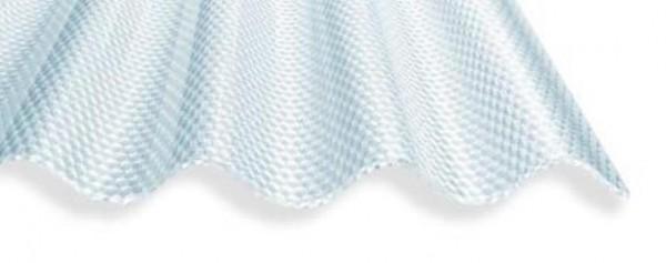 3,0 mm Acryl Lichtplatten Klima blu Prof.76/18