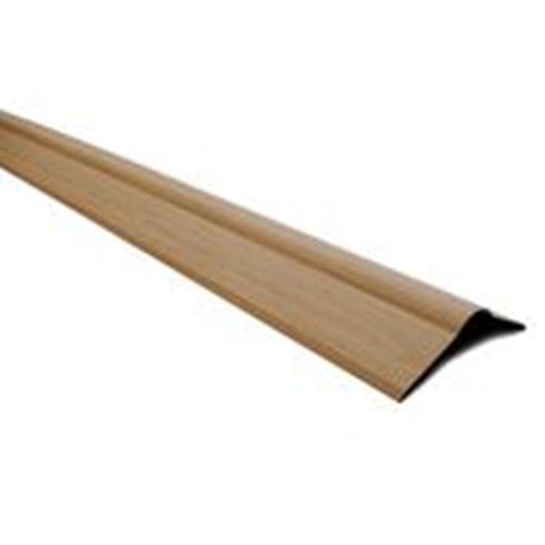 Firstblech, flach 150° | 140x140x2000 mm | 35µm Strukturpolyester
