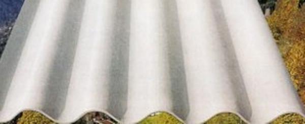 Faserzement-Wellplatten Welle 5 | naturgrau
