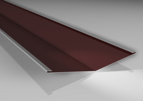 Kehlblech | 490 x490 mm | 60µm - TTHD Beschichtung | 2,00m