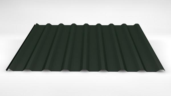 Sonderposten W-20 / 1100 Trapezblech 25µm Polyester