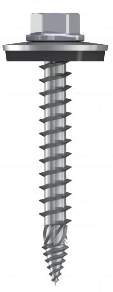 Edelstahl-Schrauben, 4,5 x 22 mm E14
